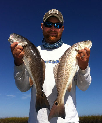 St. Augustine Fishing Guide, Captain Brian Walker